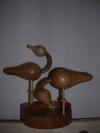Tiere: Vogelpaar