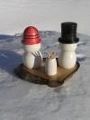 Pfeffermühle / Salzmühlen Set